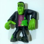 "Scooby Doo  3"" Mystery Mates Frankenstein character options Action figure paint version"